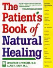 bookcover: The Patient's Book of Natural Healing - From Two of the Most Respected Natural Health Physicians