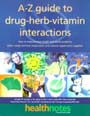 bookcover: A-Z guide to Drug-Herb-Vitamin Interactions